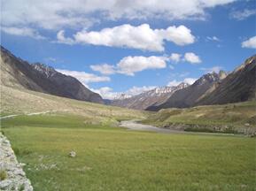 The Suru Valley (photo: Aroon Raman)