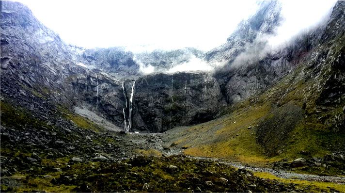 Milford Track – one of New Zealands most famous trails