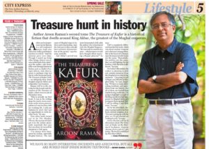 Treasure hunt in History - TOK_Arun-Chennai-Express-20-March-2014