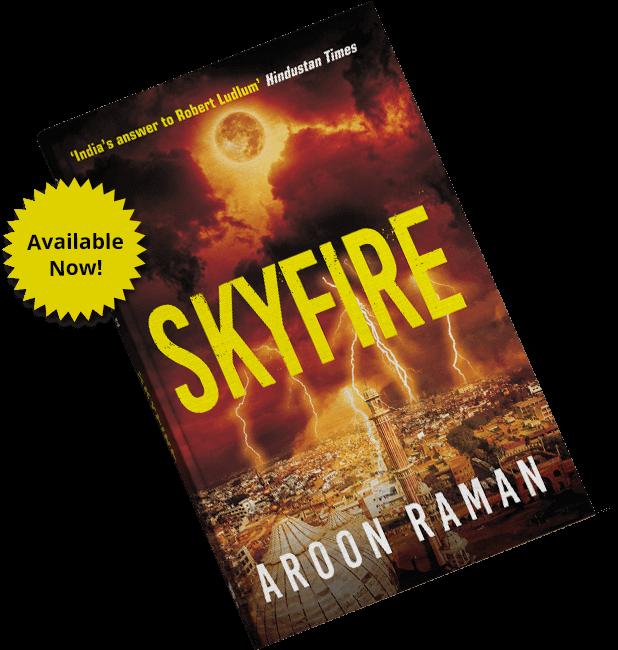 Skyfire Book